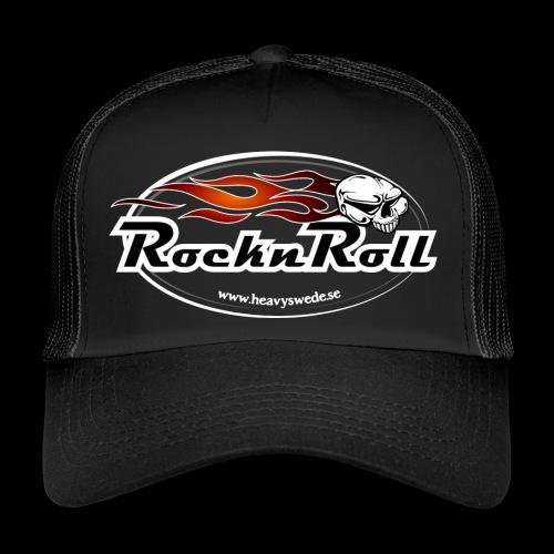 Rockn roll cap - Trucker Cap