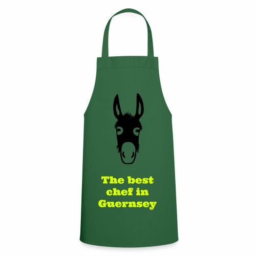 Guernsey Donkey Apron Mother's Day Gift - Cooking Apron