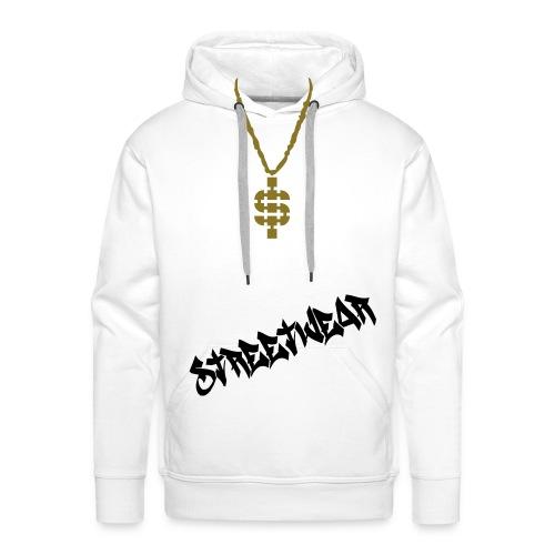 Gangsta swetta - Mannen Premium hoodie