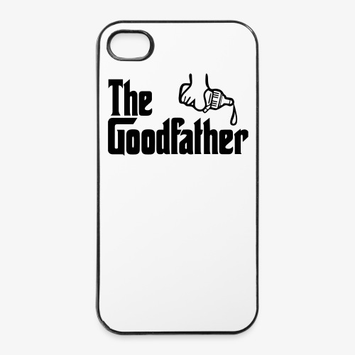 The Goodfather - iPhone 4/4s Hard Case