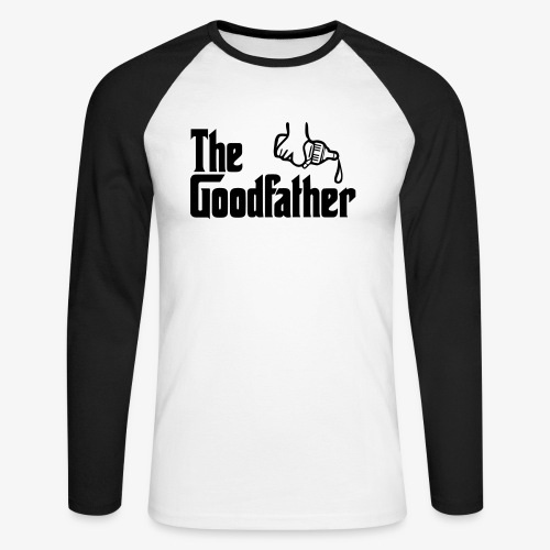 The Goodfather - Men's Long Sleeve Baseball T-Shirt