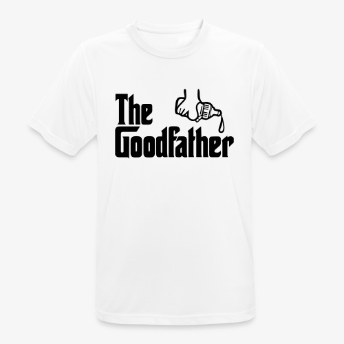 The Goodfather - Men's Breathable T-Shirt