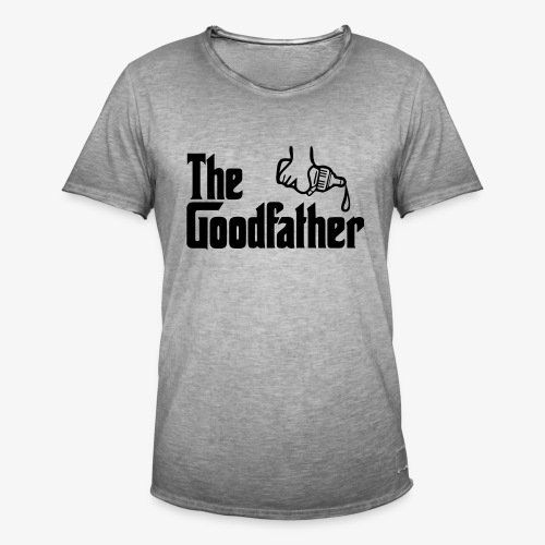 The Goodfather - Men's Vintage T-Shirt