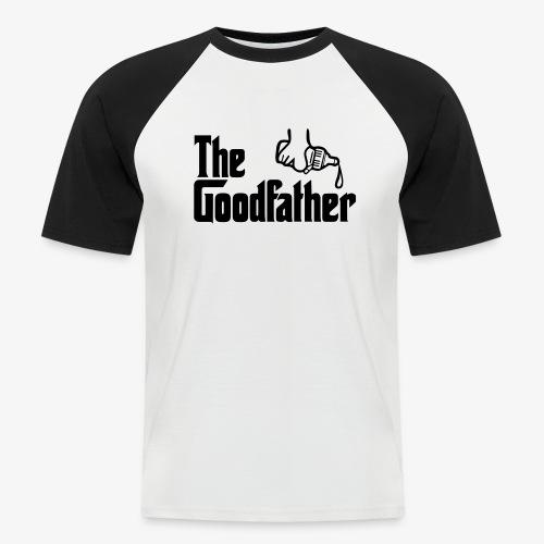 The Goodfather - Men's Baseball T-Shirt