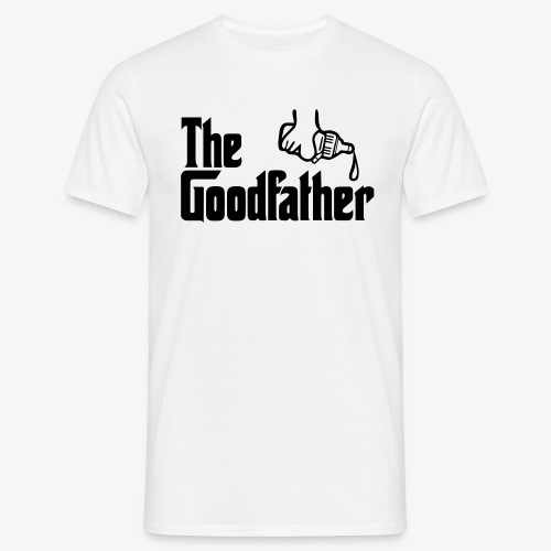 The Goodfather - Men's T-Shirt