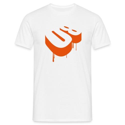 T-shirt style - Männer T-Shirt