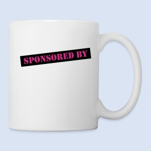 SPONSORING - Sponsored by Mama - Tasse
