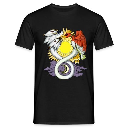 Azoth : black - Men's T-Shirt