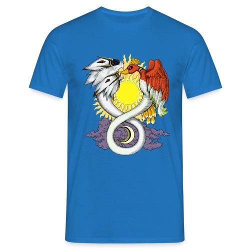 Azoth : royal blue - Men's T-Shirt