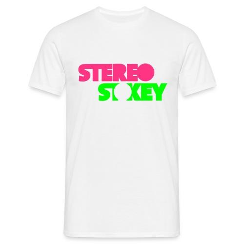 Stereo Stokey Classic T - Men's T-Shirt