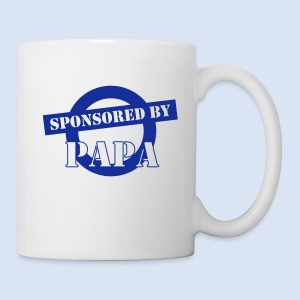SPONSORING - Sponsored by Papa - Tasse