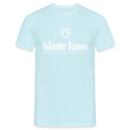 Logo T-Shirt (blau) - Männer T-Shirt