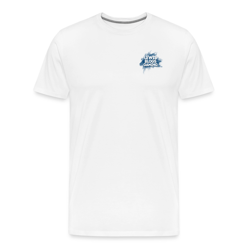 Men's Premium T-Shirt: Avatar LewisBlogsGaming - Men's Premium T-Shirt
