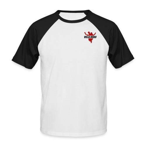T-shirt homme VillaHobo - T-shirt baseball manches courtes Homme