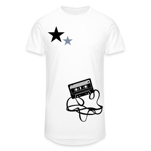 Urban Long Shirt - TAPE (white) - Männer Urban Longshirt