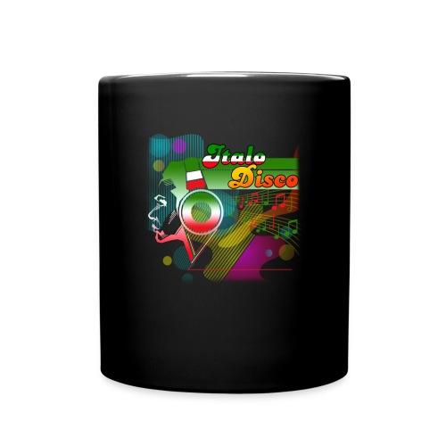 Italo Disco Lover Full Colour Mug - Ensfarget kopp