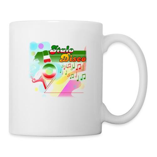 Italo Disco Lover Mug - Kopp