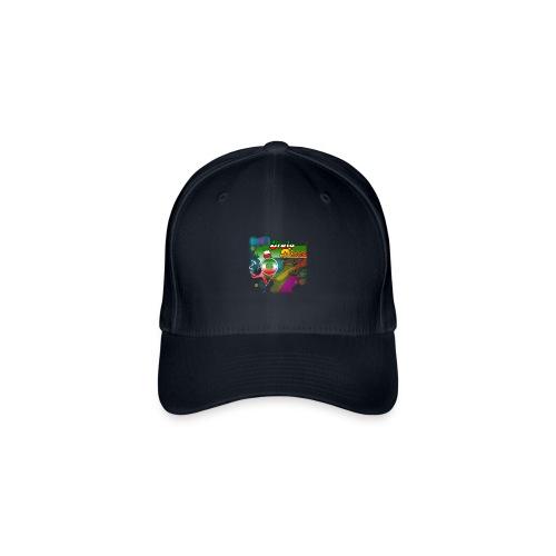 Italo Disco Lover Flexfit Baseball Cap - Flexfit baseballcap