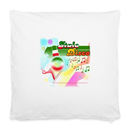 Italo Disco Lover Pillowcase 40 x 40 cm - Putevar 40 x 40 cm