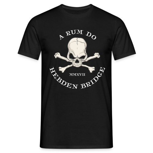 A Rum Do (Black) - Men's T-Shirt