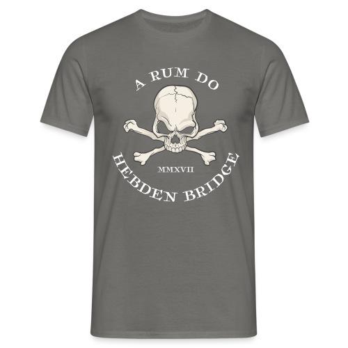 A Rum Do (Graphite) - Men's T-Shirt