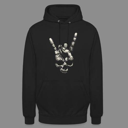 Mano Skull - Sudadera con capucha unisex