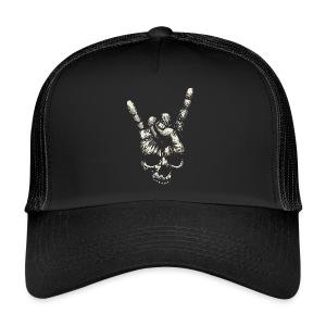 Mano Skull - Gorra de camionero