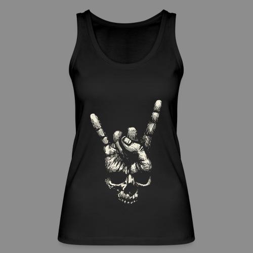 Mano Skull - Camiseta de tirantes ecológica mujer de Stanley & Stella