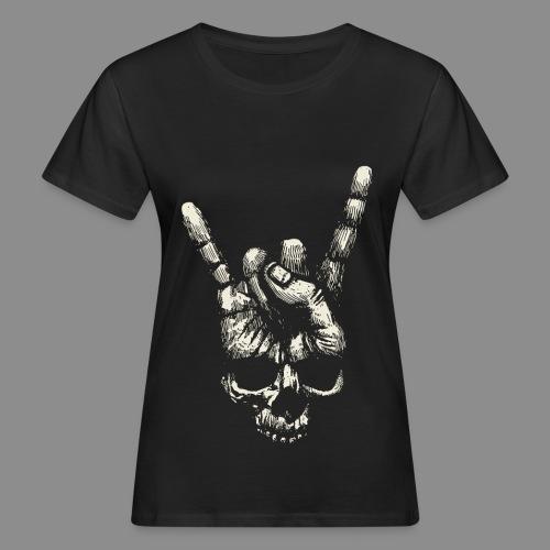 Mano Skull - Camiseta ecológica mujer