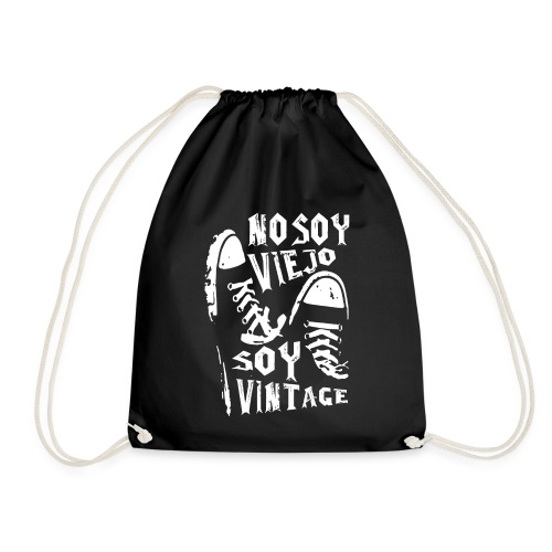 Soy Vintage - Mochila saco