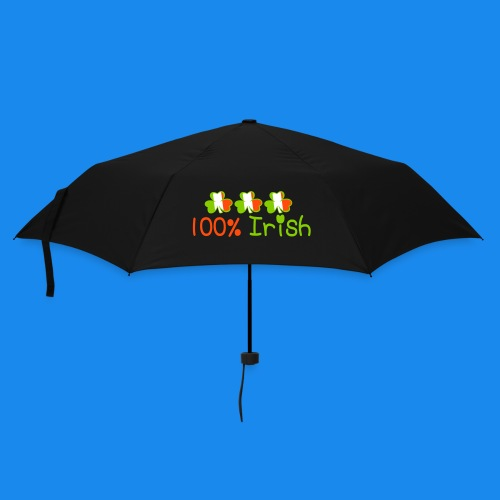 ♥ټ☘I'm 100% Irish-Irish Power Dog Bandana☘ټ♥ - Umbrella (small)