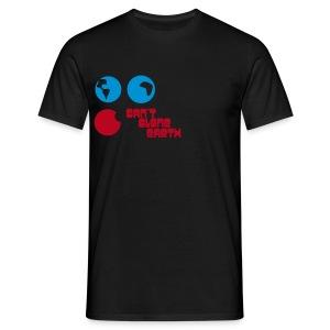 can'*t clone earth - Men's T-Shirt