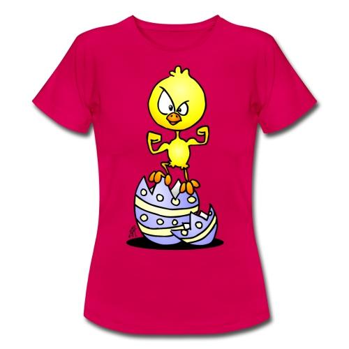 Påskfågelunge T-shirts - Women's T-Shirt