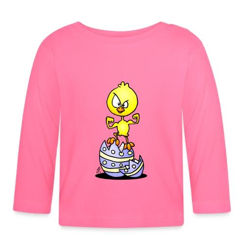 Pääsiäinen tipu Vauvojen pitkähihaiset - Baby Long Sleeve T-Shirt