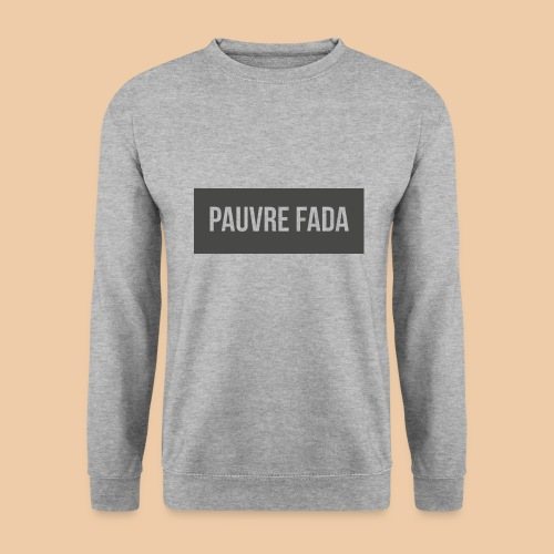 Sweat-shirt Fada - Sweat-shirt Homme