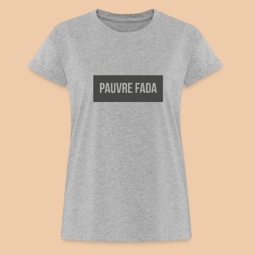 T-shirt Fada - T-shirt oversize Femme