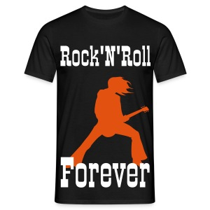 Rock'N'Roll Forever - T-shirt Homme
