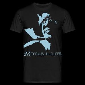 Markus Willowman Frontprint - Männer T-Shirt