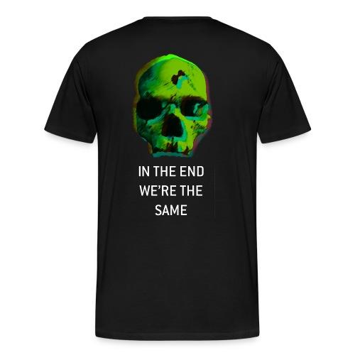In the end - Men's Premium T-Shirt