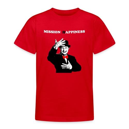 Ti Apro La Porta Shirts - Teenage T-Shirt