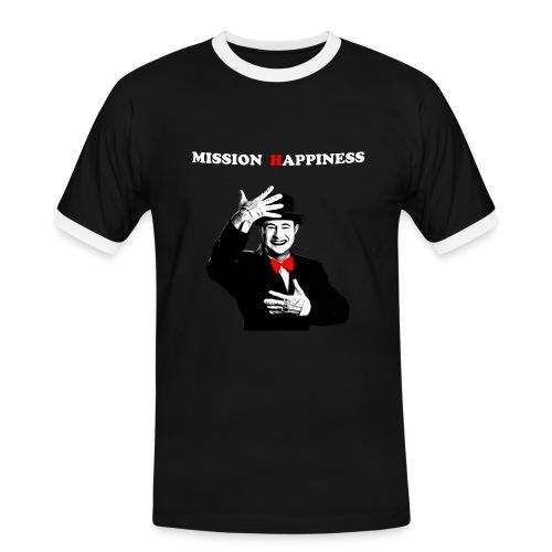 Ti Apro La Porta T-Shirts - Men's Ringer Shirt