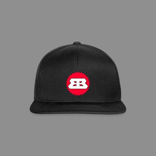 Bassbottle Logo Snapback Cap - Snapback Cap