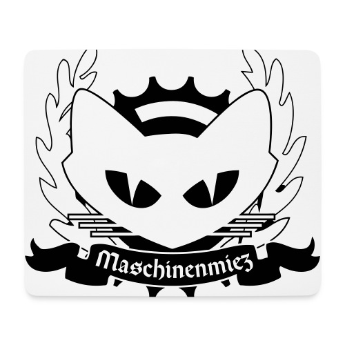 MaschinenMiez Mousepad - Mousepad (Querformat)