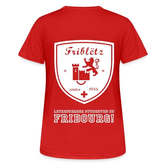 Swisscup T-Shirt Fraen