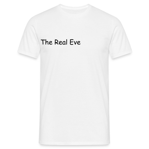 The real Eve - Men's T-Shirt