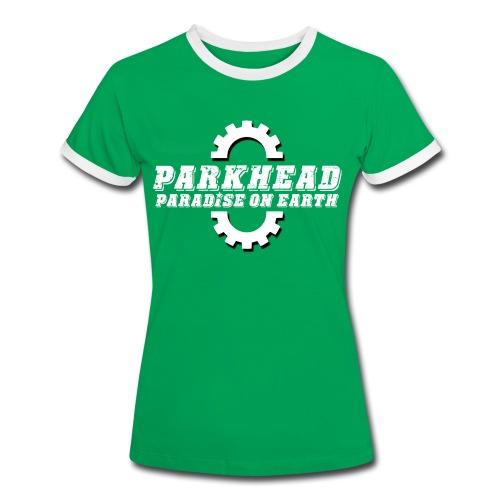 Parkhead - Women's Ringer T-Shirt