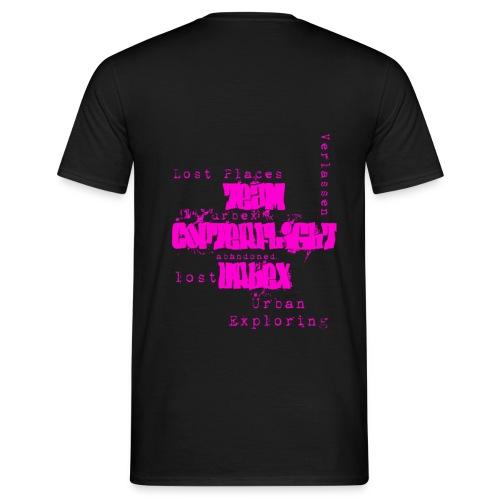 Team Urbex CF Frauen - Männer T-Shirt