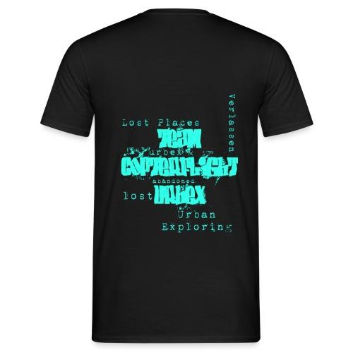 Team Urbex CF Herren - Männer T-Shirt