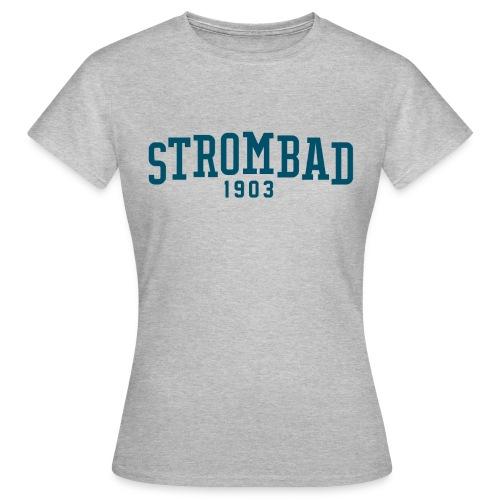 Strombad New College  - Frauen T-Shirt