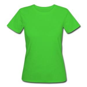 T-Shirt Coton Bio Femme Personnalisable - T-shirt bio Femme